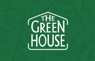 Green house Logo for carousel