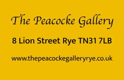 Peacocke Gallery Logo for carousel