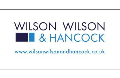 Wilson W & H Logo for carousel